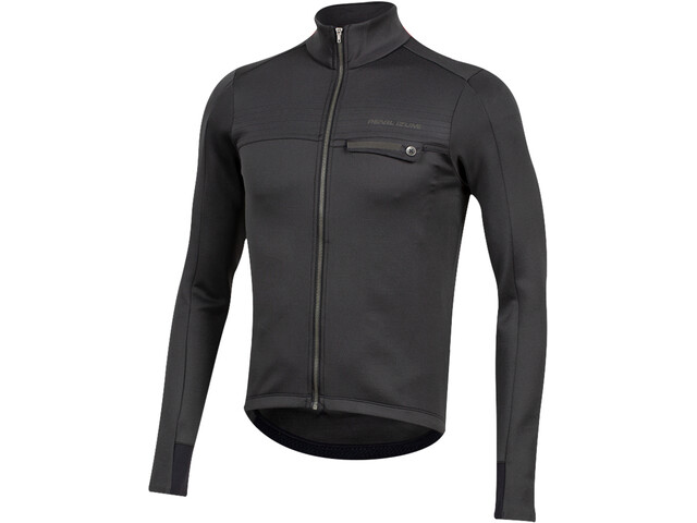 PEARL iZUMi Interval Maillot à manches longues Thermique Homme, phantom